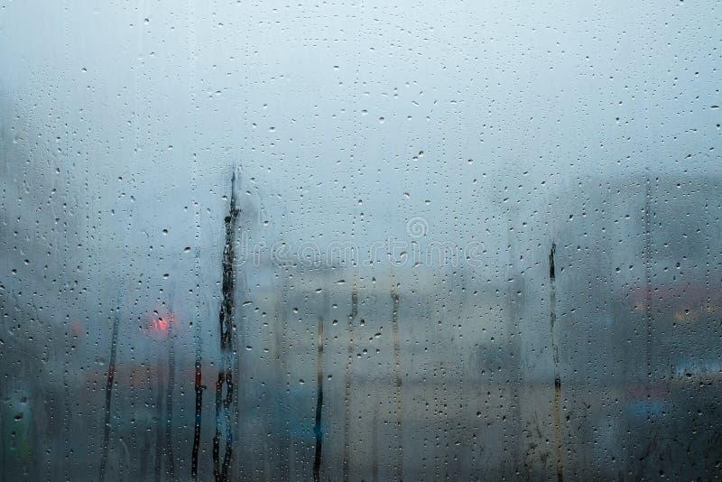 Dampf auf dem Fenster stockfotos