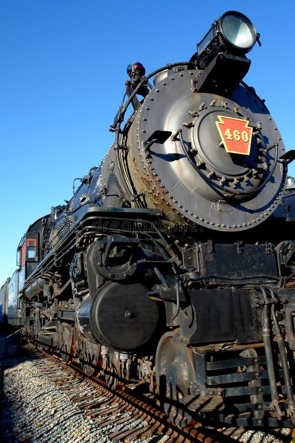 Dampf-Lokomotive lizenzfreies stockfoto
