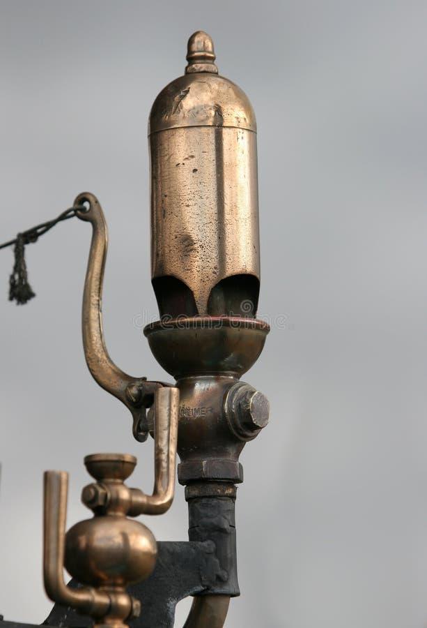 Dampf-Pfeife lizenzfreie stockfotos