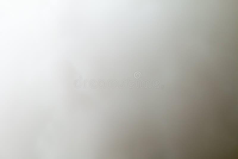 Dampfabkühlen des flüssigen Stickstoffes lizenzfreie stockfotografie