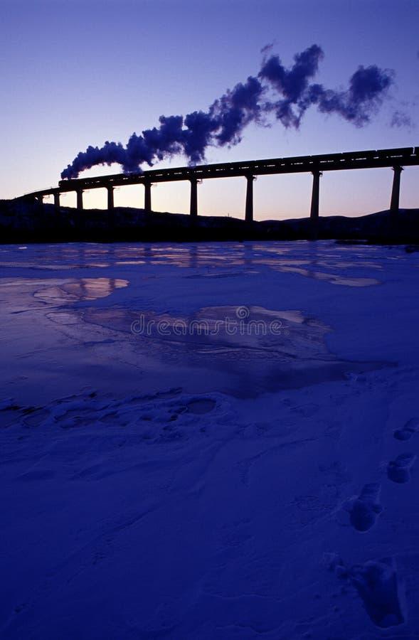 Dampfserie stockfotografie