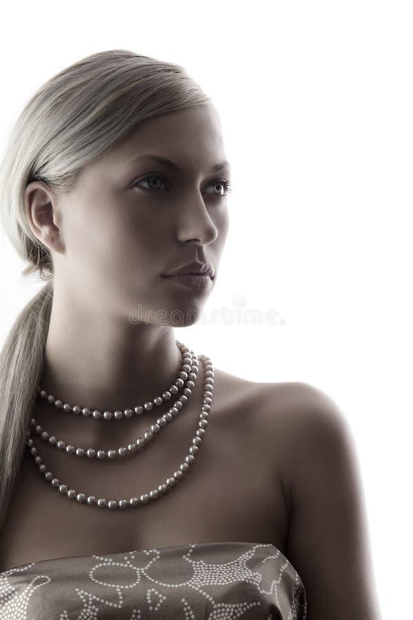 damy perła zdjęcie royalty free