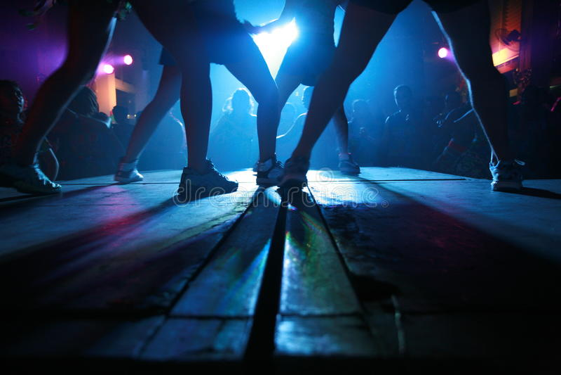 Dança στοκ φωτογραφία με δικαίωμα ελεύθερης χρήσης