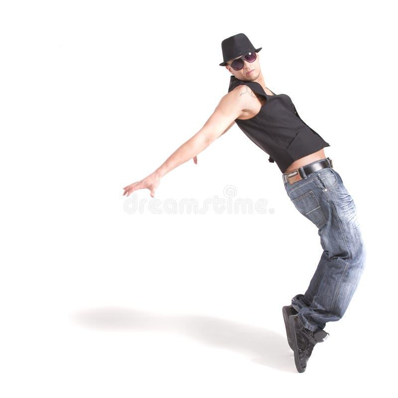 Dança à moda imagem de stock royalty free