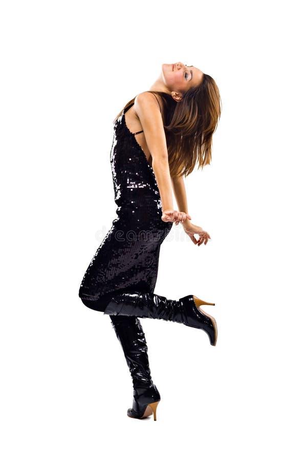 Dança fotografia de stock