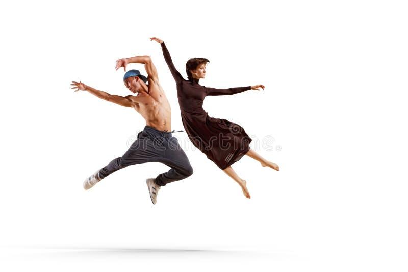 Dança como um estilo de vida imagens de stock royalty free