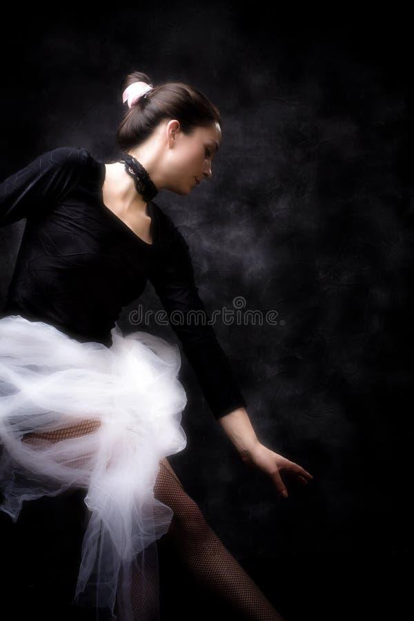 Dança do bailado fotos de stock royalty free
