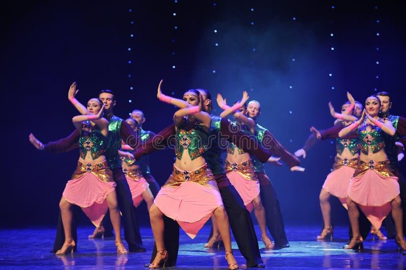 Dança do mundo de Áustria das memórias- da Shiva-Índia imagens de stock