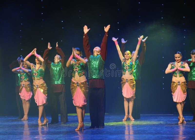 Dança do mundo de Áustria das memórias- da Shiva-Índia fotos de stock royalty free