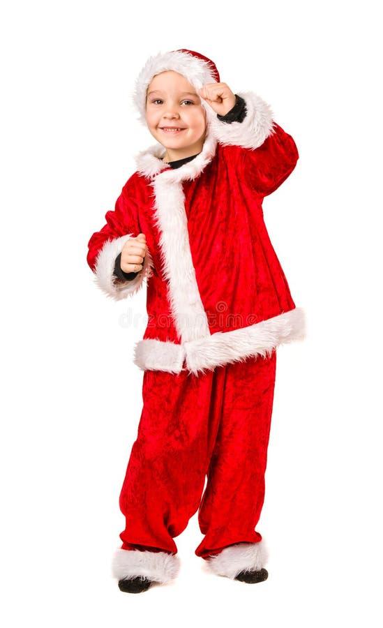 Dança do Natal fotografia de stock