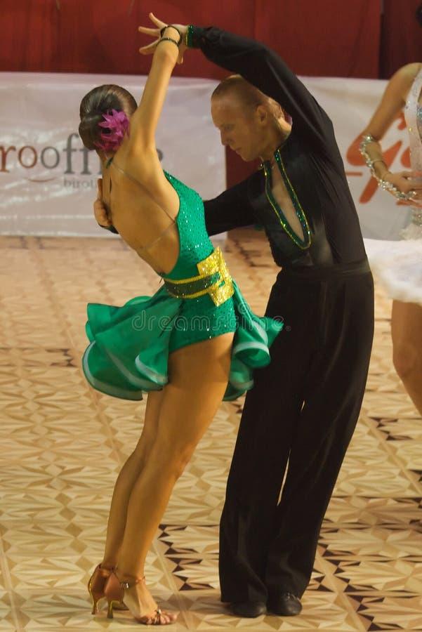 Dança Latin: Paso Doble imagem de stock