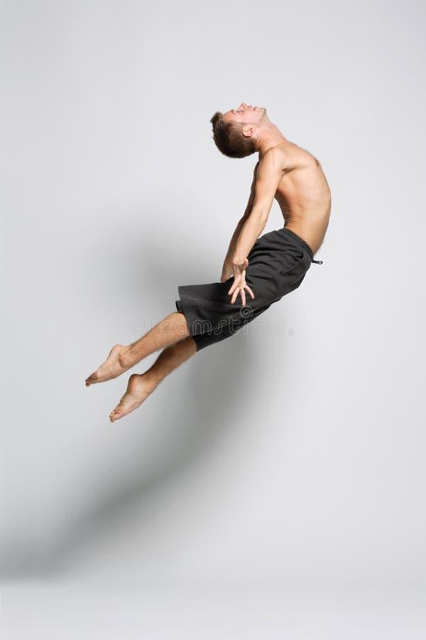 Dança moderna fotos de stock