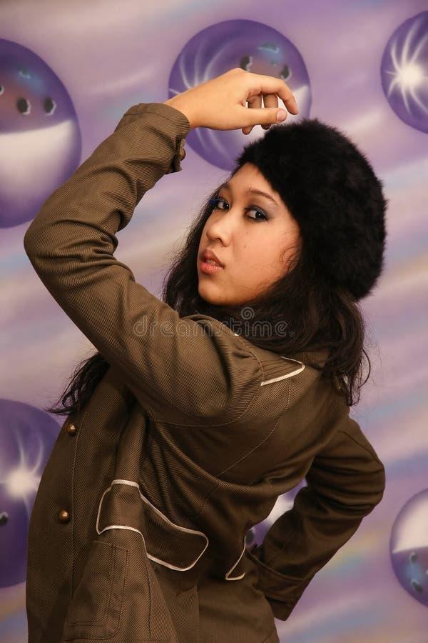 Dança nova da forma foto de stock
