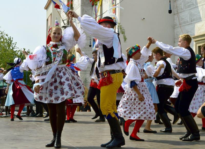 A dança popular imagens de stock royalty free