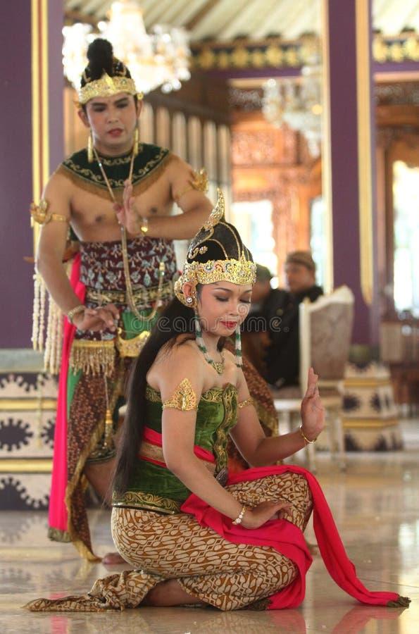 Dança sagrado foto de stock