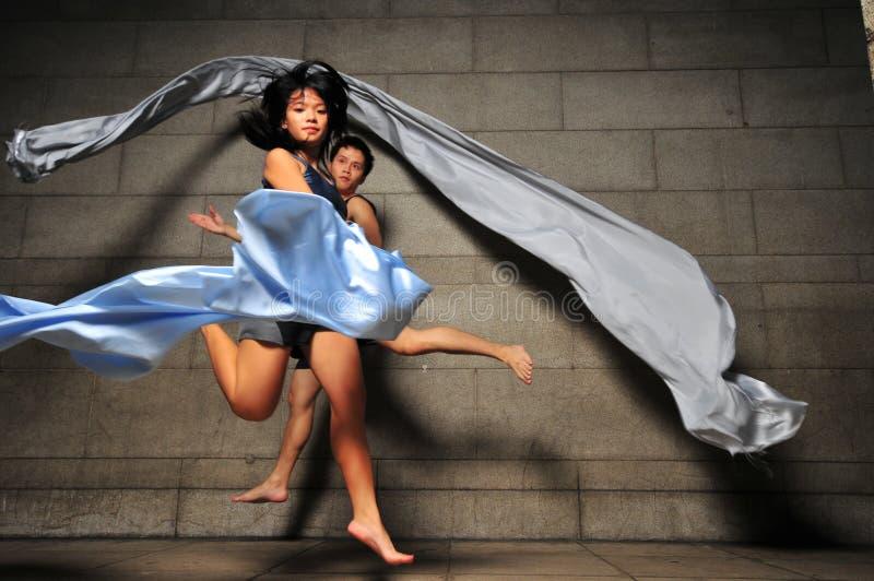 Dança subterrânea 103 fotografia de stock