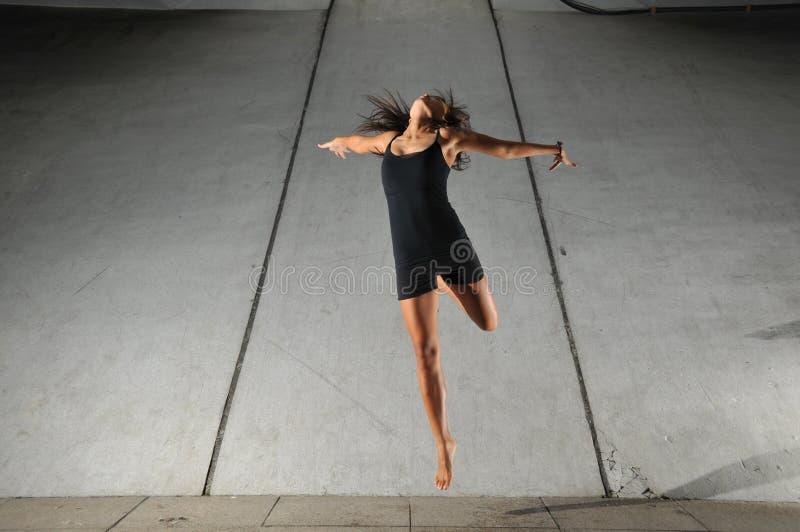 Dança subterrânea 2 imagem de stock