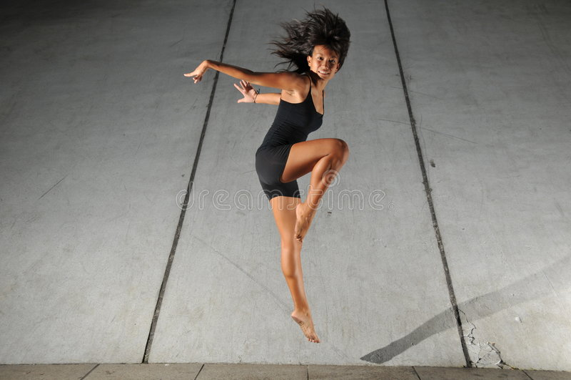 Dança subterrânea 41 foto de stock royalty free