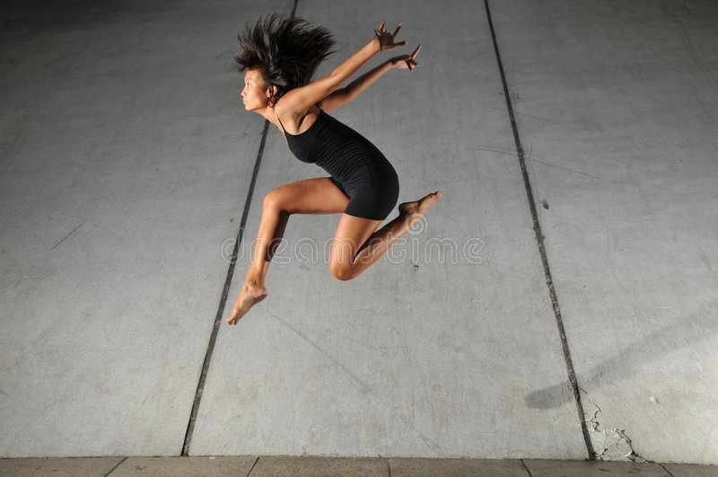 Dança subterrânea 48 imagens de stock