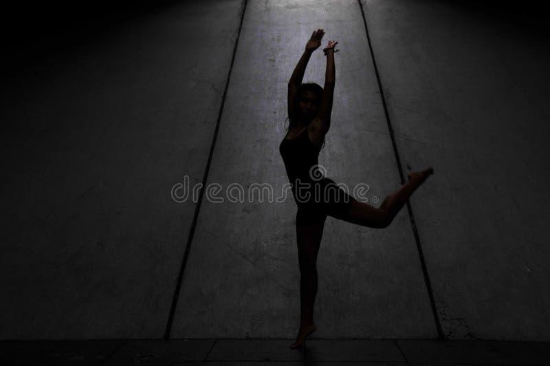 Dança subterrânea 53 imagem de stock