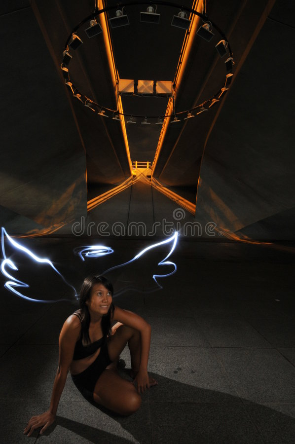 Dança subterrânea 76 imagens de stock royalty free