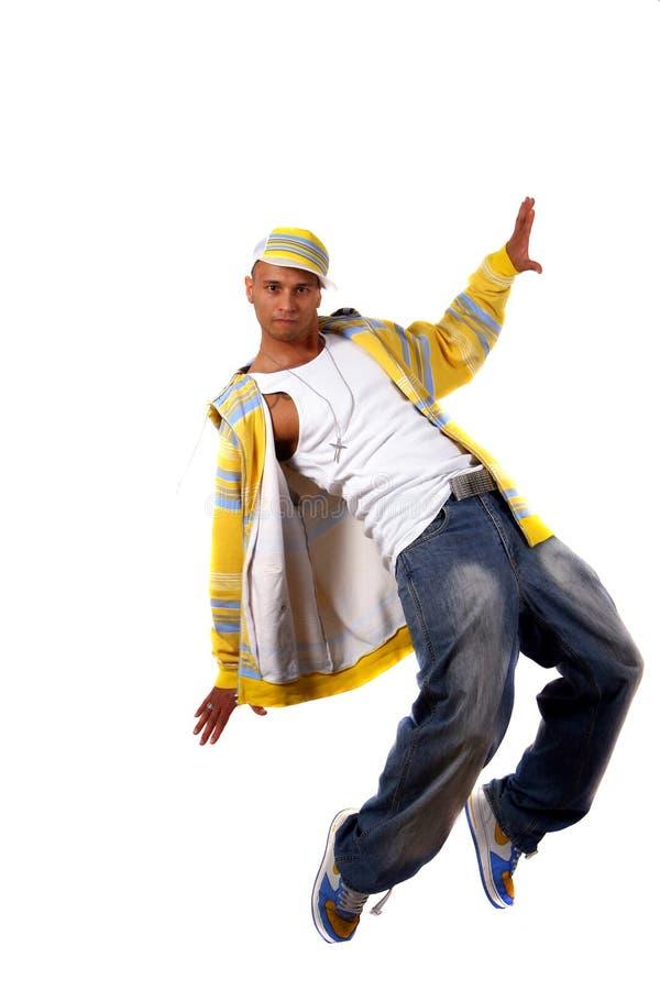 Dançarino à moda novo imagem de stock