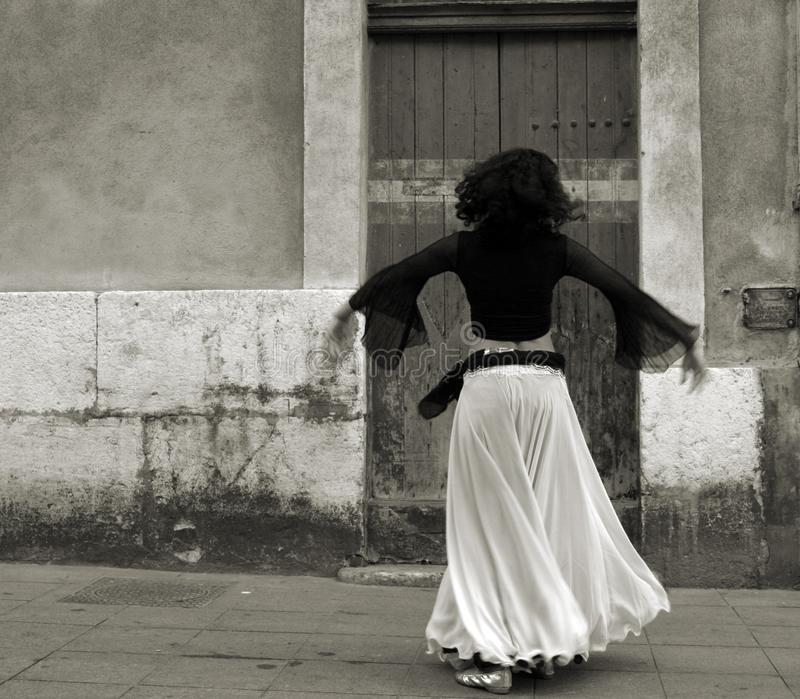 Dançarino africano norte fotos de stock royalty free