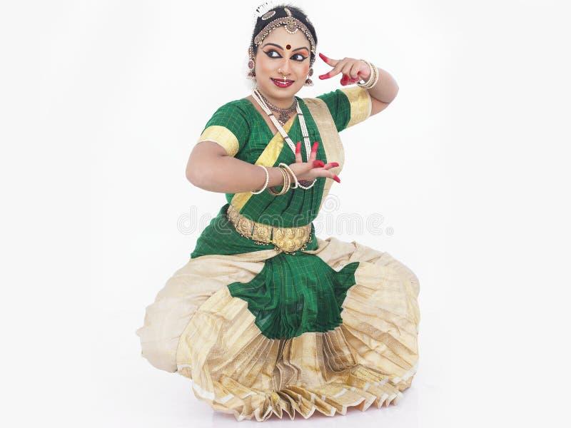 Dançarino clássico fêmea de Ásia fotos de stock royalty free
