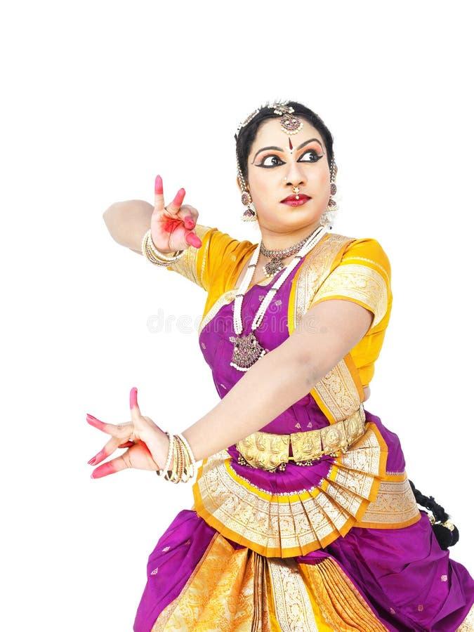 Dançarino clássico fêmea de Ásia imagens de stock royalty free