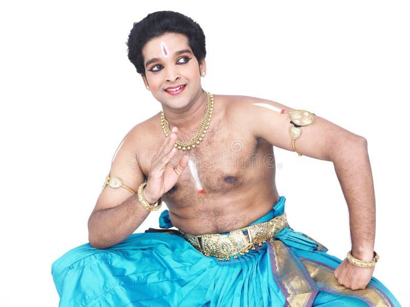 Dançarino clássico masculino de Ásia imagens de stock
