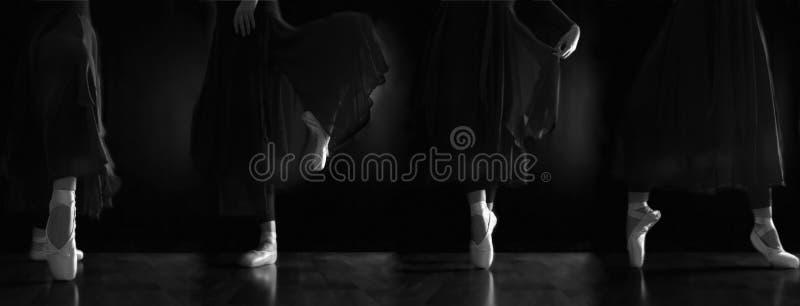 Dançarino da bailarina fotos de stock