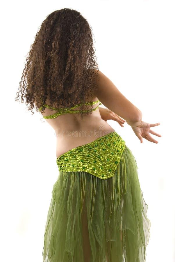 Dançarino de barriga foto de stock royalty free