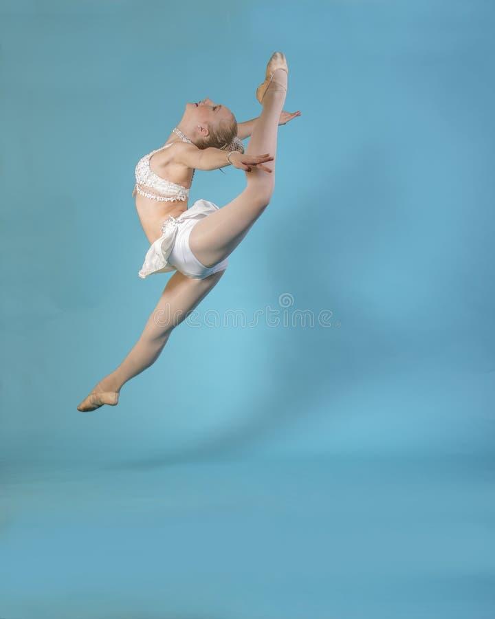 Dançarino do jazz fotos de stock