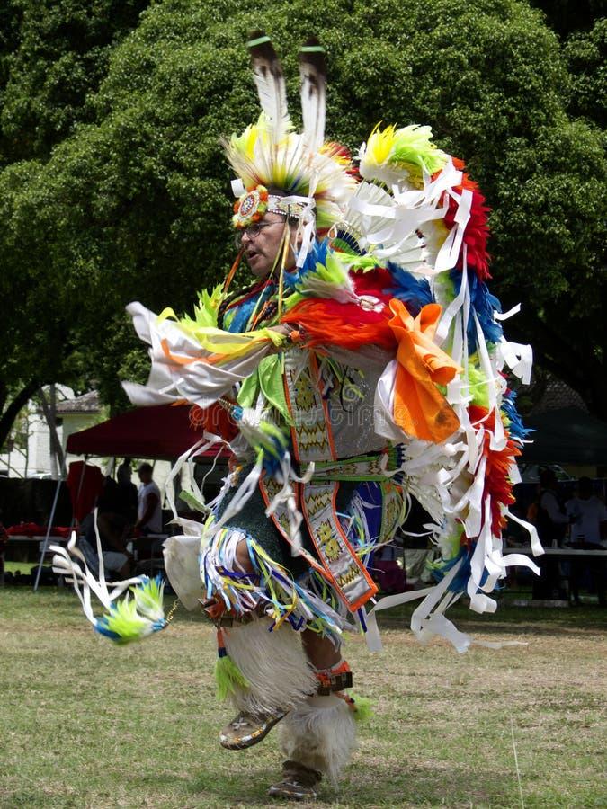 Dançarino do uau do prisioneiro de guerra imagem de stock royalty free