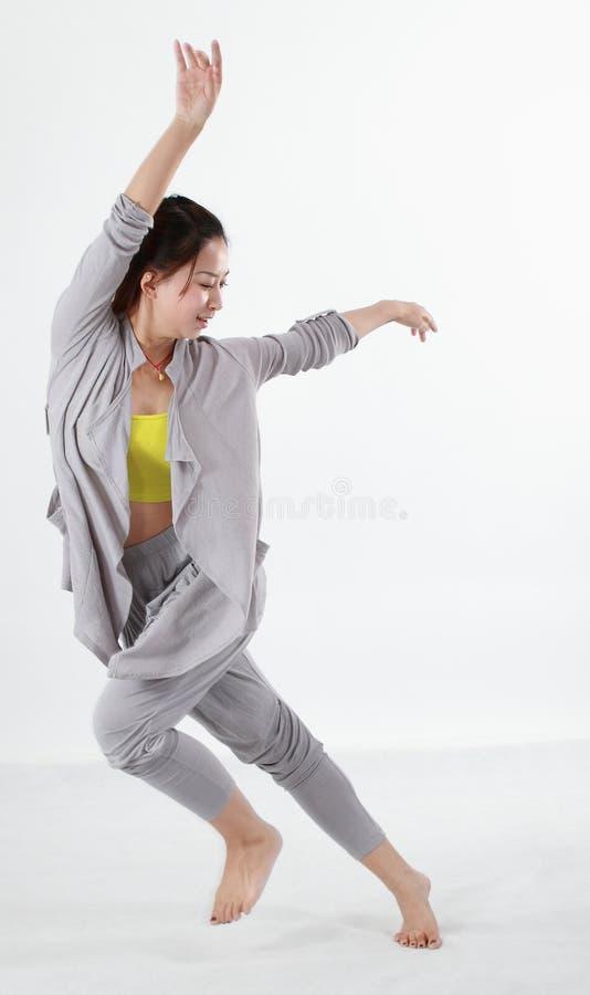 Dançarino fêmea imagens de stock royalty free
