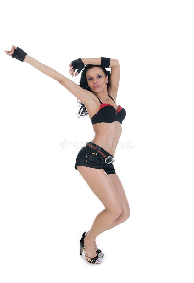 Dançarino fresco imagens de stock royalty free