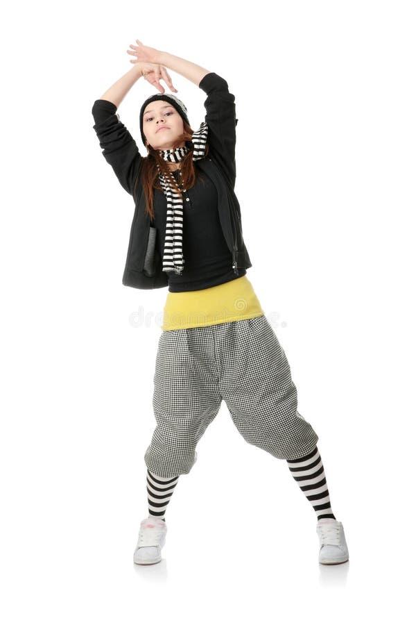 Dançarino Funky imagem de stock royalty free