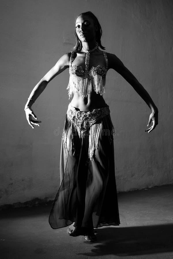 Dançarino Girl imagens de stock