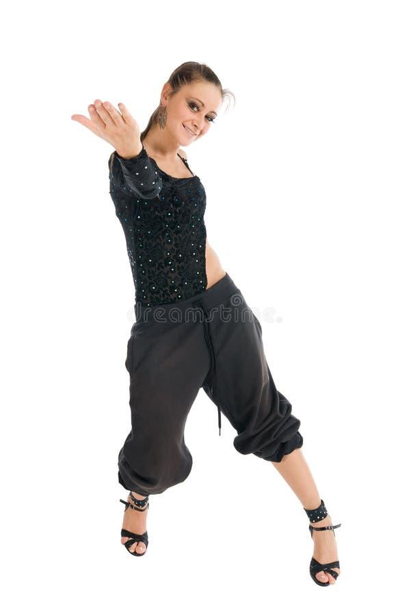 Dançarino moderno imagem de stock royalty free