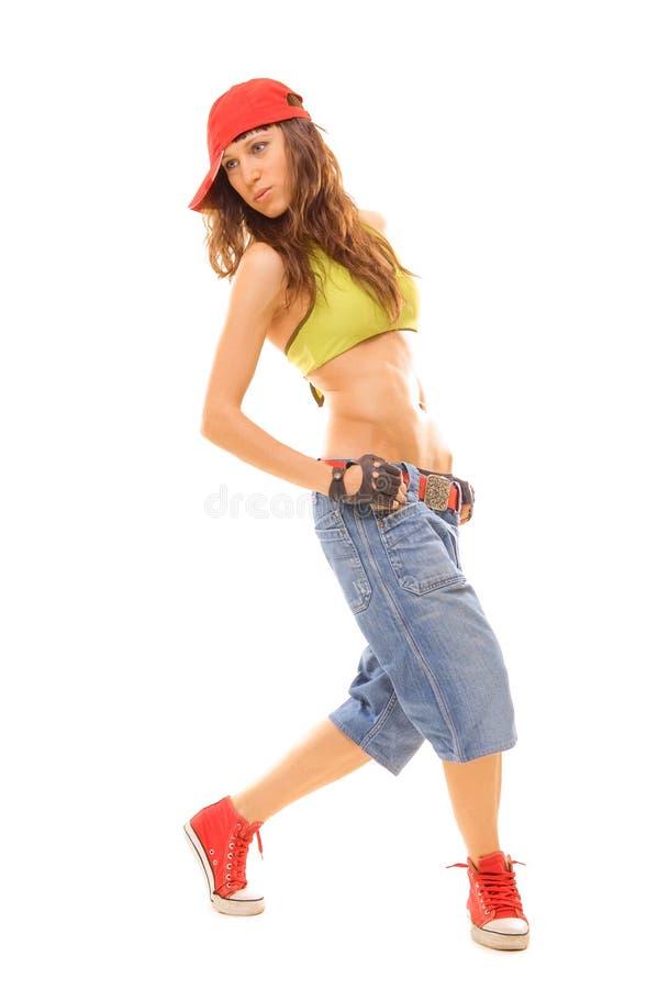 Dançarino urbano imagens de stock royalty free