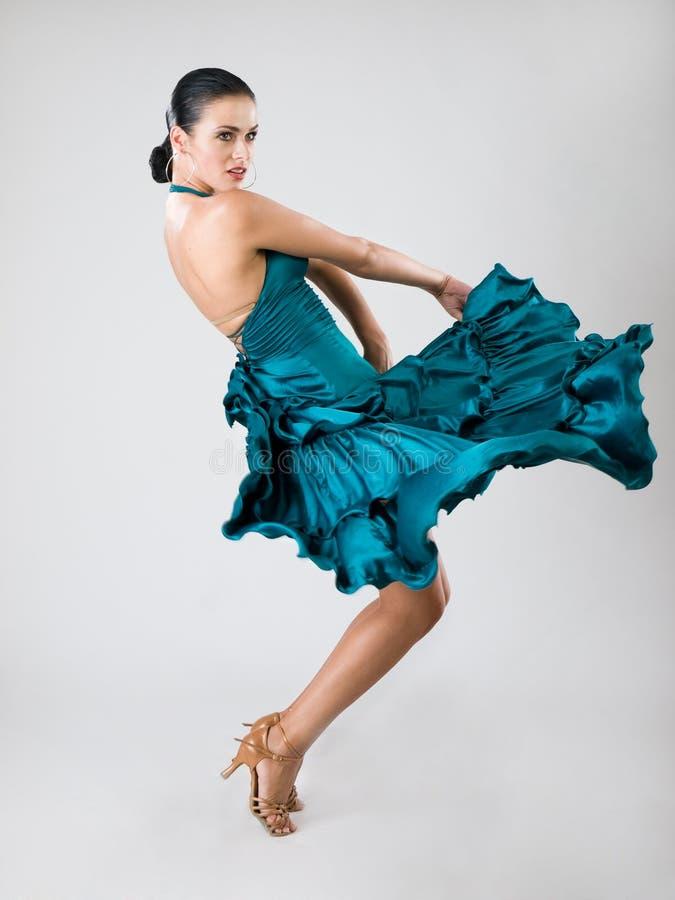 Dançarinos fotos de stock