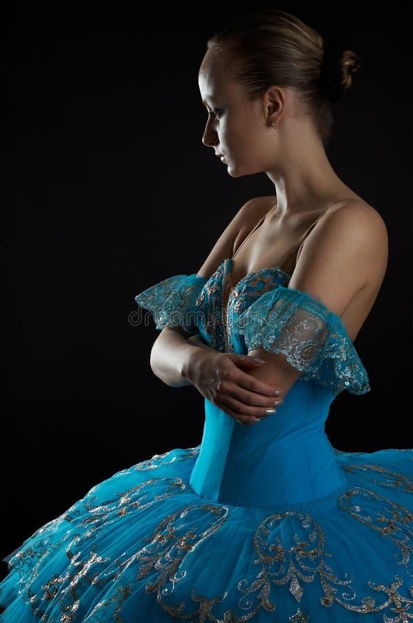 Danças clássicas imagem de stock