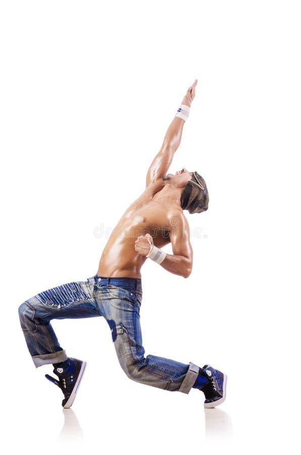 Danças da dança do dançarino