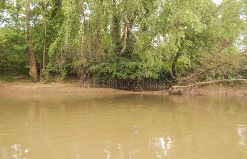 Dan River Calm Water lizenzfreie stockfotografie