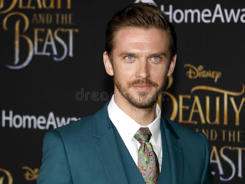 Download Dan Stevens photo stock éditorial. Image du célèbre, bête - 87708243