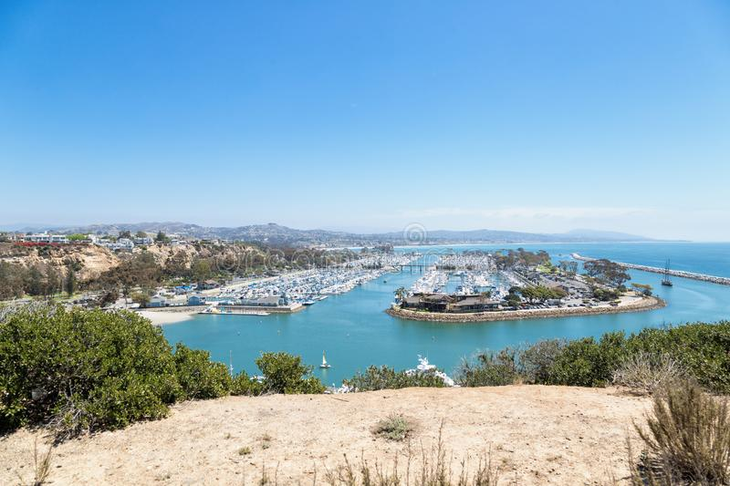 Dana Point, California royalty free stock photography