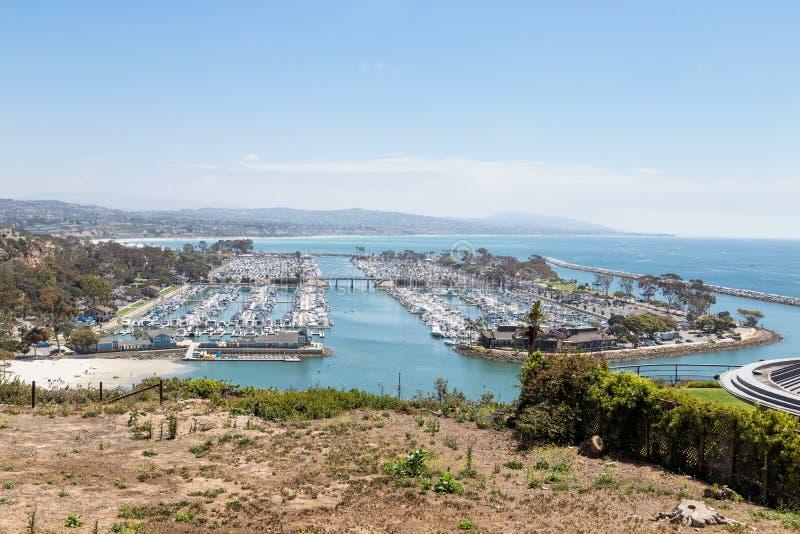 Dana Point, California. United States of America, Skyline stock image