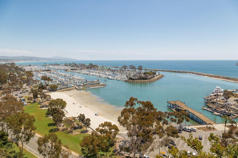 Dana Point, California royalty free stock photos