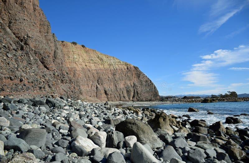 Dana Point Headland, California meridional imagen de archivo libre de regalías