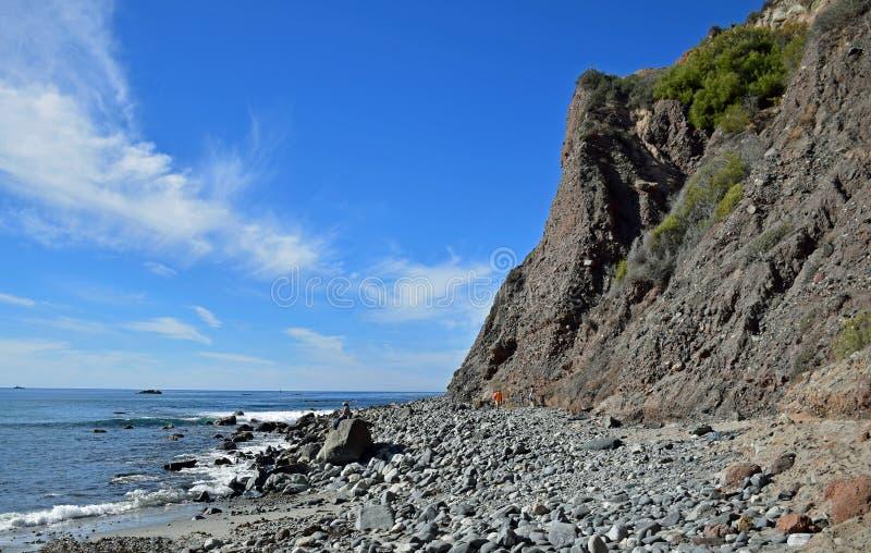 Dana Point Headland, California meridional imágenes de archivo libres de regalías